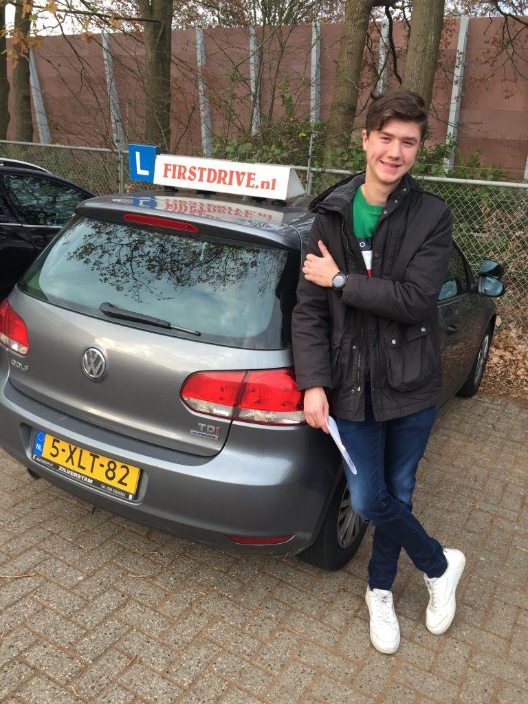 Driving school Hilversum