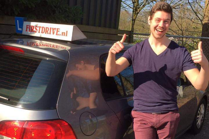 English driving lessons in Bussum