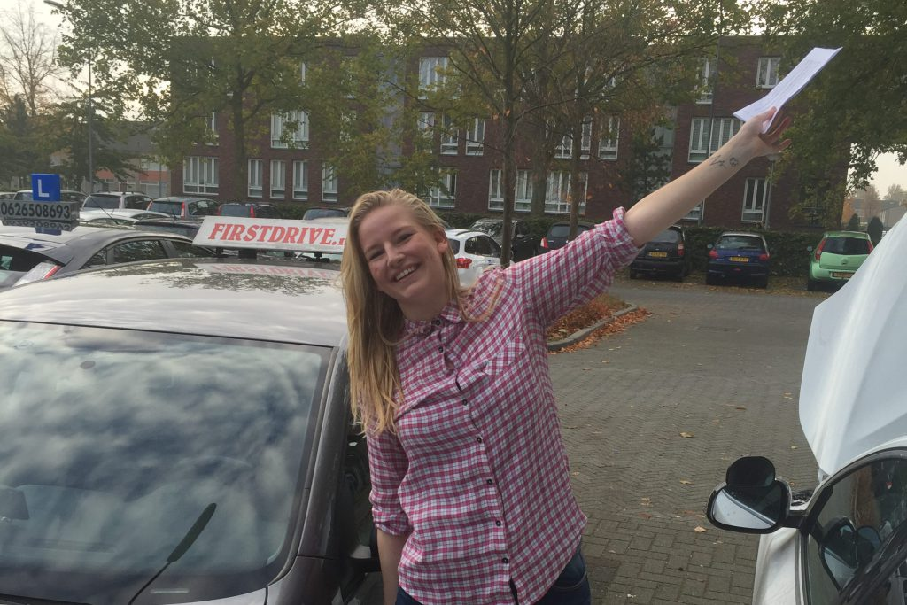 Englisch driving lessons in Huizen